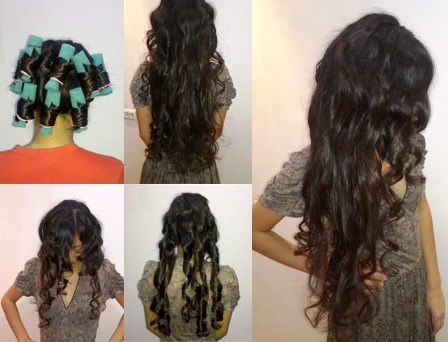 Как сделать прически для волос по пояс